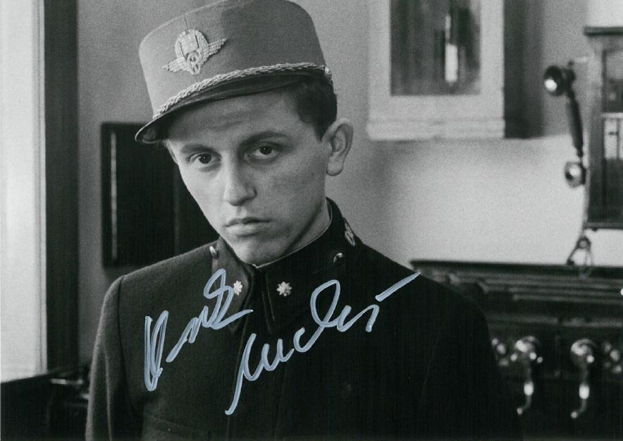 Václav Neckář, podepsaná fotografie I. - formát 13 x 18 cm